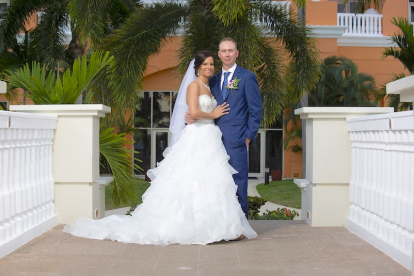 Jamaica Wedding Photos Bride and Groom