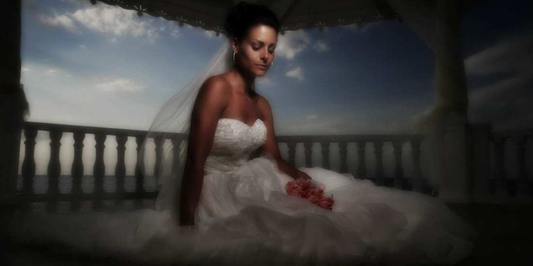 Trash the dress - Wedding Photography in Jamaica