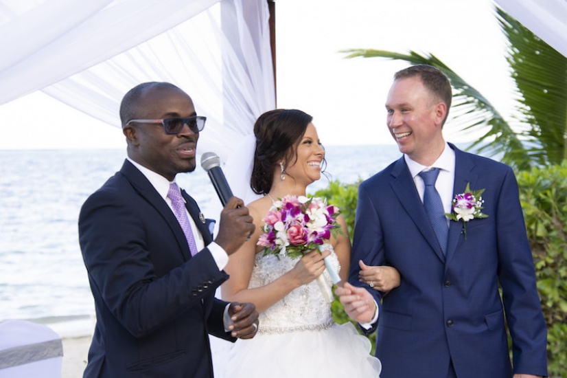 Ceremony - Wedding photography in Jamaica