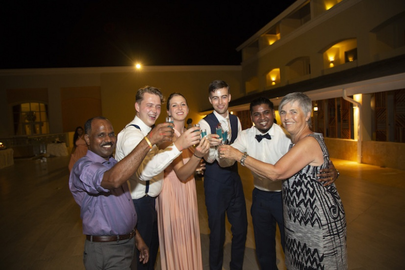 Cheers! - Wedding Photographers in Jamaica