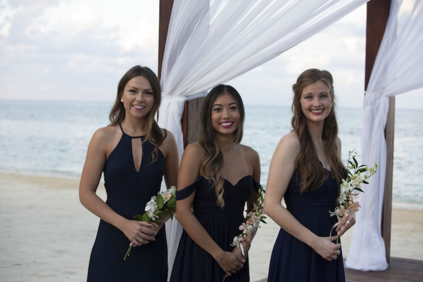 The Bridesmaids - Wedding Photographers in Jamaica